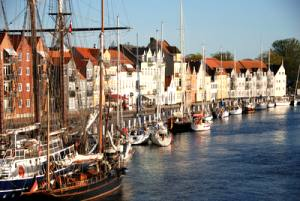Harbour of Sønderborg (Photo: Gorm Casper/visitdenmark.com)